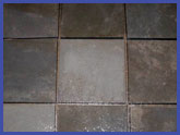 12x12 Straight Joint Flagstone Patio Package